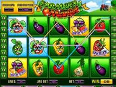 Farmers Market Slot